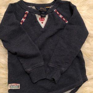 Ralph Lauren For Baby Like New Sweater